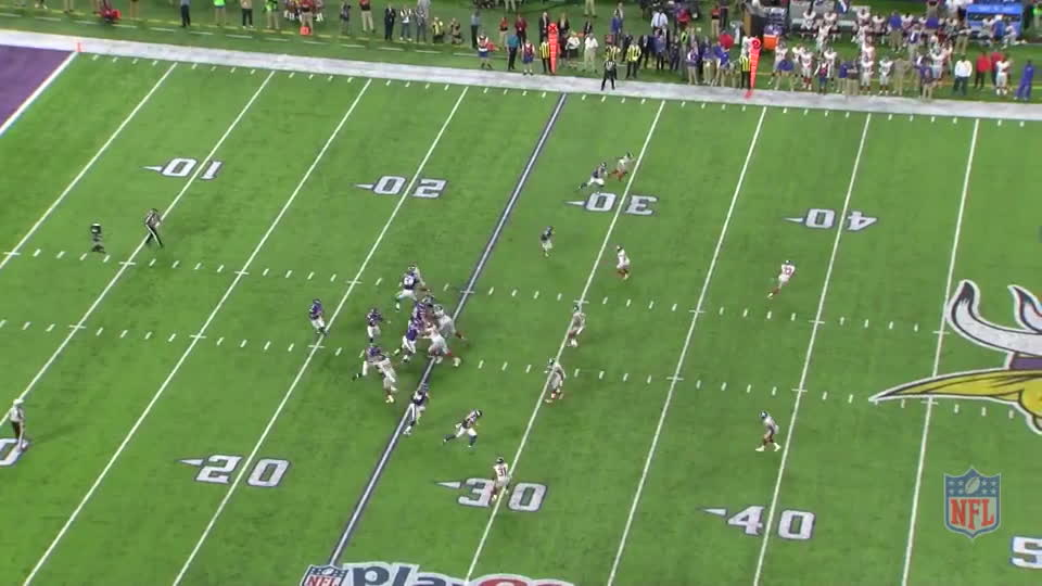 minnesotavikings, 9. Missed Opportunity batted pass GIFs