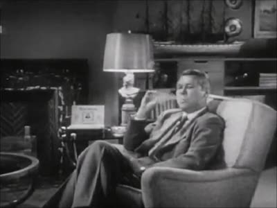 Watch Cigar Man: Via Robt. Burns Cigars Ad (1950s) Marc Rodriguez GIF by Marc Rodriguez (@marcrodriguez) on Gfycat. Discover more ad, black and white, burns, chair, cigar, cigar man, cigars, drag, film, funny, lamp, man, marc rodriguez, puff, robt, sitting, smoke, tv, vintage GIFs on Gfycat