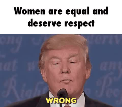 Watch The popular Girlfriends GIF on Gfycat. Discover more donald trump GIFs on Gfycat