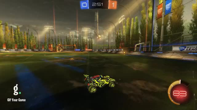 Watch Goal 2: Nucleus GIF by Gif Your Game (@gifyourgame) on Gfycat. Discover more Gif Your Game, GifYourGame, Rocket League, RocketLeague, WxtchDxgs GIFs on Gfycat