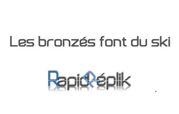 Watch and share Rapid'Réplik - Les Bronzés Font Du Ski GIFs on Gfycat