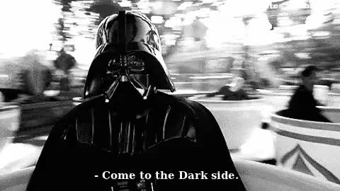 Watch and share Dark Side GIFs on Gfycat