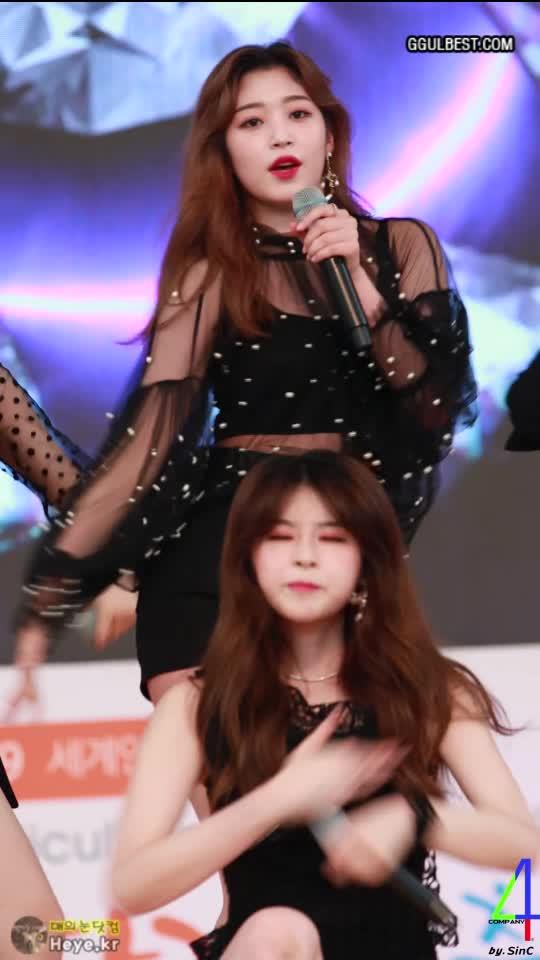 favorite, junghee, 정희, 페이버릿, 페이버릿 정희 (FAVORITE junghee) 시스루 망사 GIFs