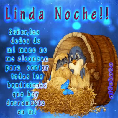 Watch and share Buenas Noches Dulces Sueños GIFs on Gfycat