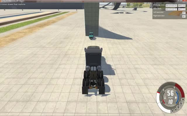 Watch and share BeamNG Pancake GIFs by hadeswarpig on Gfycat
