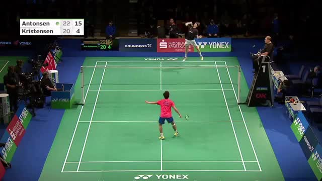 Watch David Kim Kristensen vs Anders Antonsen 4/2-2017 GIF on Gfycat. Discover more BeAmazed GIFs on Gfycat