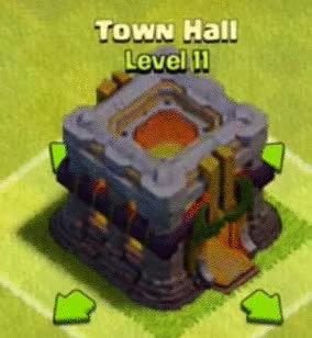 Watch and share Coc Town Hall 11 GIFs on Gfycat