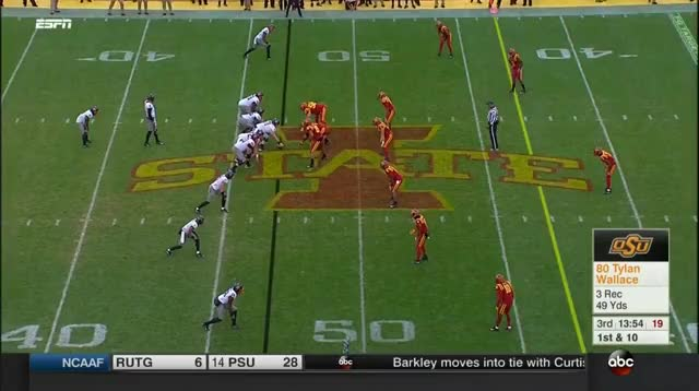 Watch and share Oklahoma State Cowboys - PA Counter 1 GIFs by jjiii31 on Gfycat