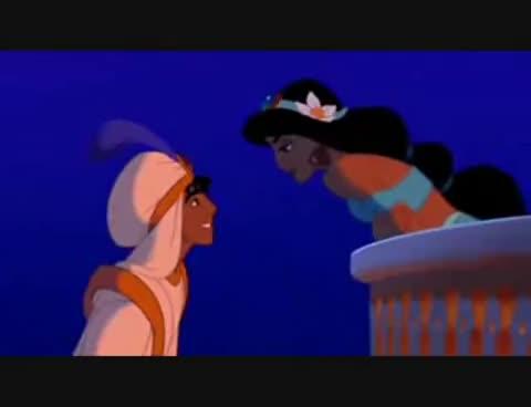 #Aladdin, kiss, Kiss GIFs