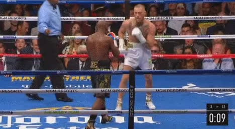Watch Mayweather Feints GIF on Gfycat. Discover more related GIFs on Gfycat