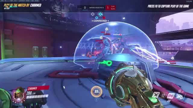 Watch FRAG GIF by Sekhalis (@sekhalis) on Gfycat. Discover more overwatch GIFs on Gfycat