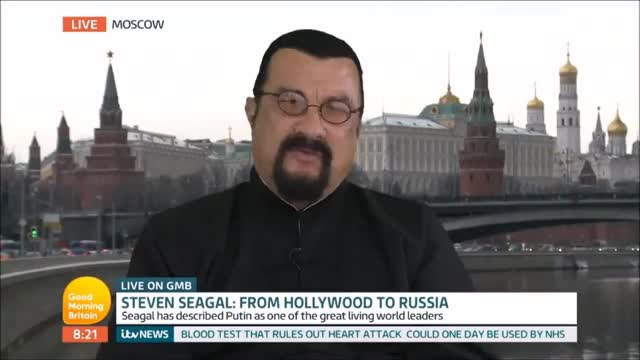 Watch and share Steven Seagal GIFs on Gfycat