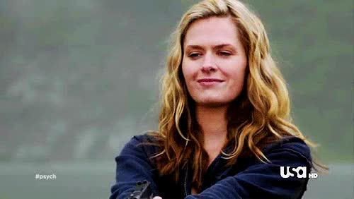 Watch and share Maggie Lawson GIFs on Gfycat