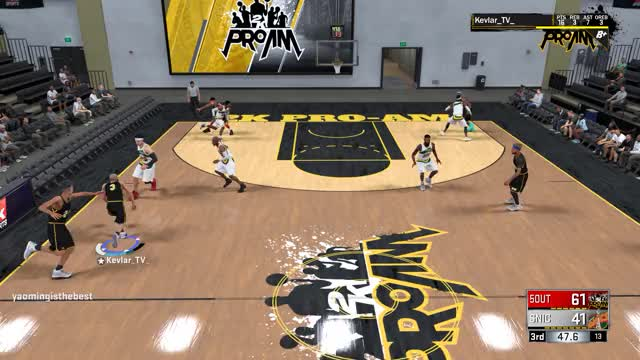 Watch and share Nba2k18 GIFs by irie_robot on Gfycat
