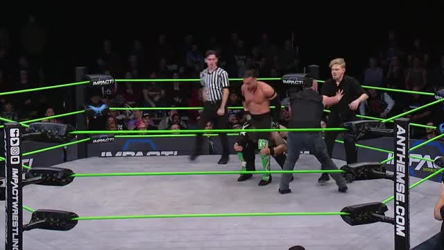Watch and share Impact Wrestling GIFs and Tna Wrestling GIFs on Gfycat