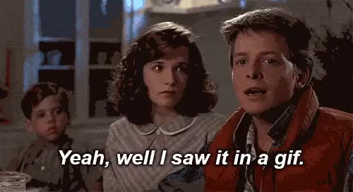 Watch and share Michael J Fox GIFs and Jif GIFs on Gfycat