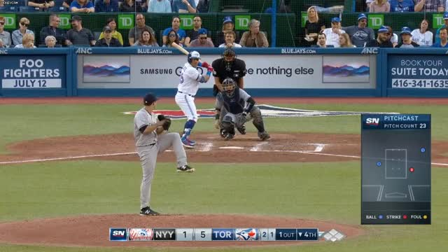 Watch Honeycam 2018-07-13 11-58-46 GIF on Gfycat. Discover more Toronto Blue Jays, baseball GIFs on Gfycat