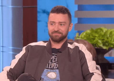 Watch and share Justin Timberlake GIFs and Shifty Eyes GIFs by Reactions on Gfycat