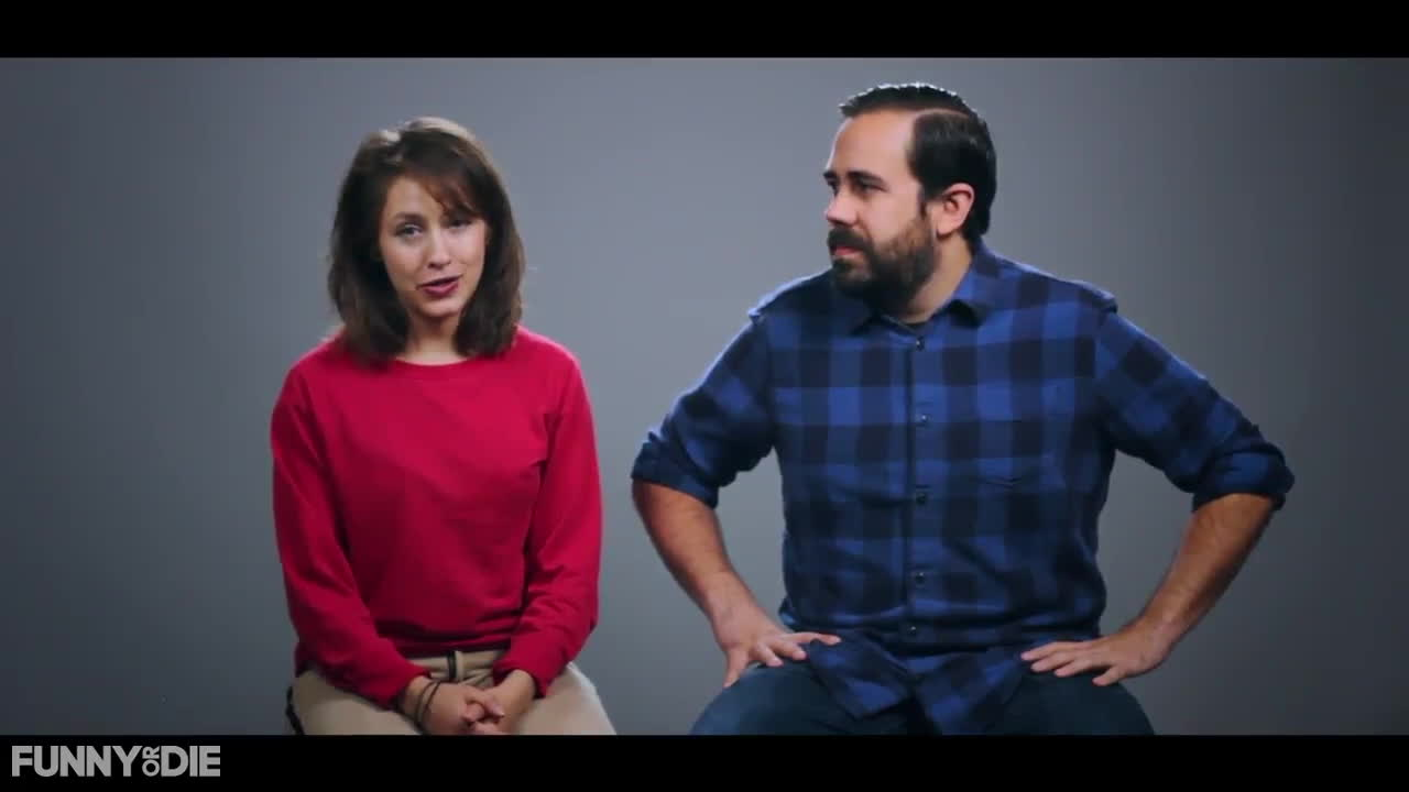 FoD, Funny or Die, PSA All Opinions Matter, funnyordie, a man of faith GIFs