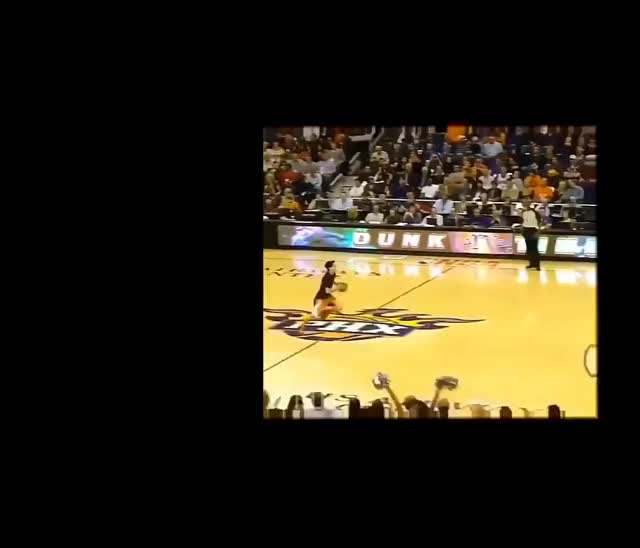 Watch and share Alley Oop By WorldScott Reddit ImageStabilization V2 GIFs on Gfycat