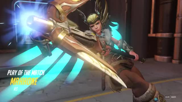 Watch and share Overwatch GIFs and Mercy GIFs by mahhone on Gfycat