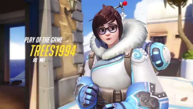 Watch Frosty GIF by Gage Fox (@gagefox) on Gfycat. Discover more Mei, overwatch, playstation 4, sony interactive entertainment GIFs on Gfycat