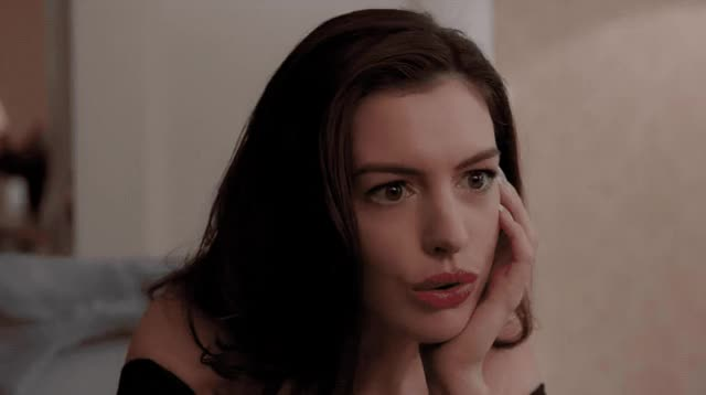 Watch this anne hathaway GIF by GIF Queen (@ioanna) on Gfycat. Discover more 8, anne, anne hathaway, confused, don't, eight, hathaway, mad, negative, never, no, no way, not, ocean's, say, surprised, think, thinking, what GIFs on Gfycat