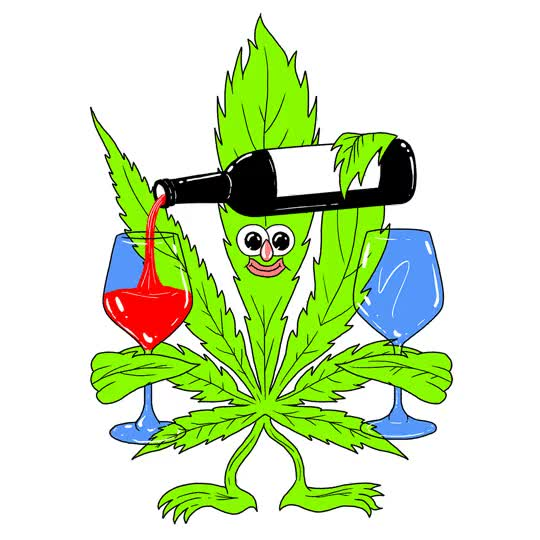Watch and share Wine WeeD GIFs on Gfycat