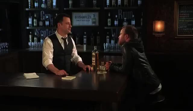 Watch and share Jimmy Kimmel GIFs and Handshake GIFs on Gfycat