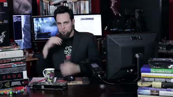 Watch and share The Tek 0046: Science, Cispa, And System Shock 2 (reddit) GIFs on Gfycat