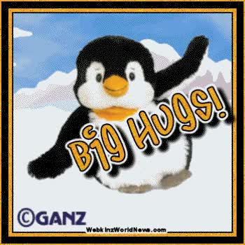 Watch Hugs animated hugs penguin GIF on Gfycat. Discover more hugs GIFs on Gfycat