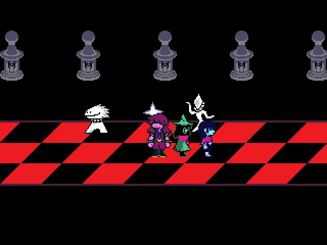 Watch and share Delta Rune Genocide GIFs and Delta Rune Fight GIFs on Gfycat