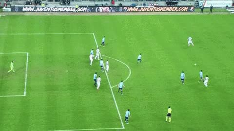 Watch and share Juventus Lazio Pepe Gol GIFs on Gfycat