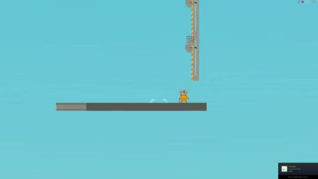 Watch and share Double Saw Wire Jump GIFs by gregplaysuch on Gfycat