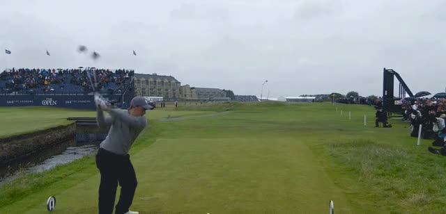 Watch and share He Did Hit A Good Second Shot On The Third Hole That Led To A Birdie, Though, So It's Clear He Isn't Conceding Defeat Yet. GIFs on Gfycat