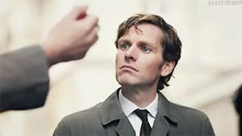 Watch and share Inspector Morse GIFs and Shaun Evans GIFs on Gfycat
