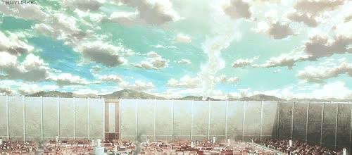 Watch and share Shingeki No Kyojin GIFs and Bertholdt Hoover GIFs on Gfycat