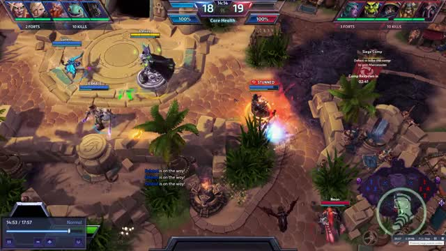 Watch Sick blind stun GIF on Gfycat. Discover more heroesofthestorm GIFs on Gfycat