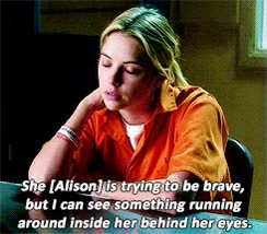 Watch and share Pll Haleb GIFs on Gfycat