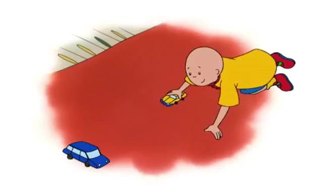caillou GIF | Find, Make & Share Gfycat GIFs