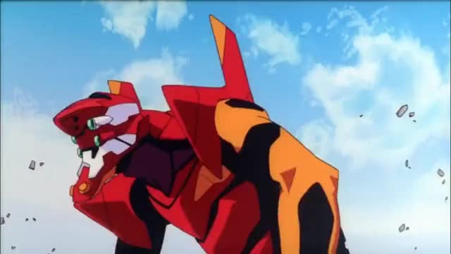 Watch and share Evangelion GIFs and Castellano GIFs on Gfycat