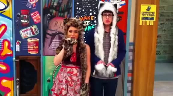 Watch and share Ariana Grande GIFs and Matt Bennett GIFs on Gfycat