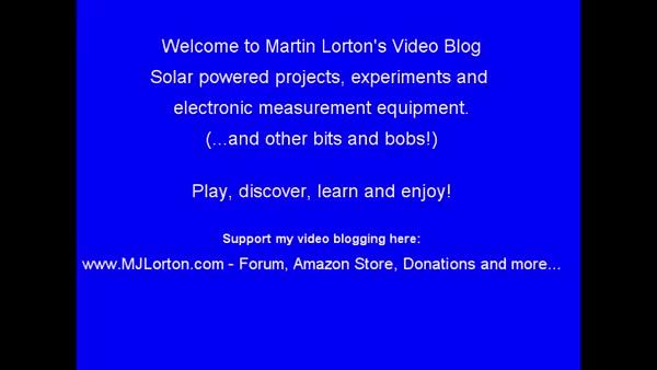 T4D #18 - Solar Panels,