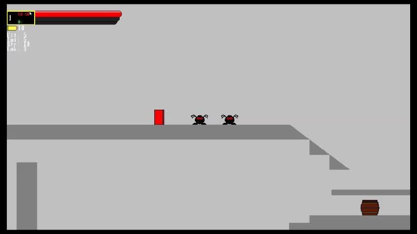 gamemaker, [Question] Smooth platformer slopes/stairs? (reddit) GIFs