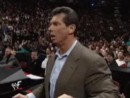 Watch and share Vince Mcmahon GIFs and Celebs GIFs by Hecbry on Gfycat