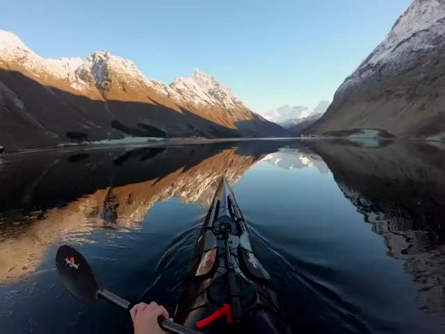 Watch and share Staggering Norway GIFs by Coffeee on Gfycat
