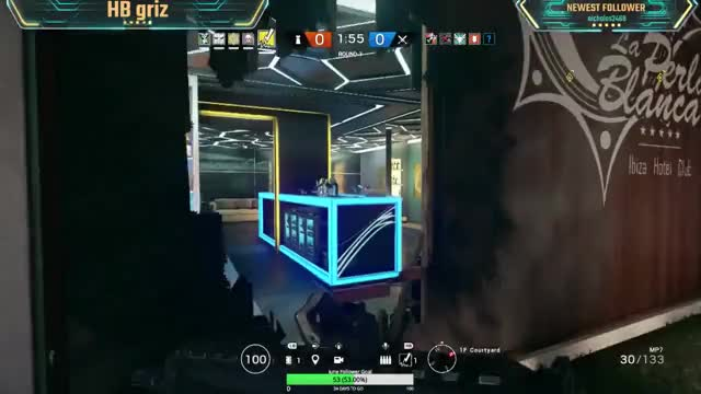 Watch and share Rainbow Six Siege GIFs and Xboxone GIFs by HBgriz on Gfycat