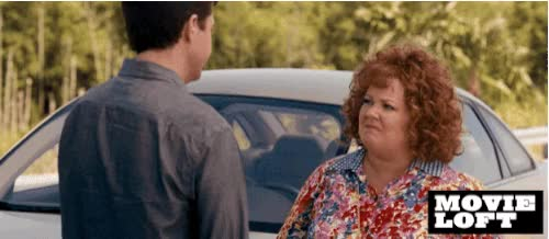 Watch and share Melissa Mccarthy Horrible Bosses Gif animated stickers on Gfycat