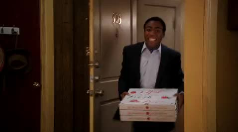 donald glover, HIFW I come home after my 7th day at work, with my uterus trying to escape my body, and find that my SO found my secret candy stash : TrollX GIFs