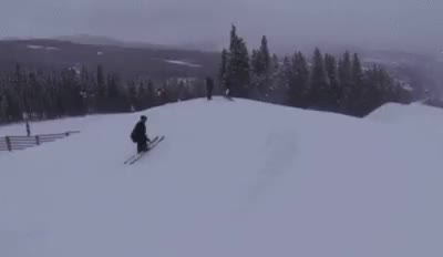 Watch and share Skiing GIFs on Gfycat